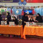دانش آموزان فرزانگان امین 3 در نمایشگاه دستاوردهای پژوهشی