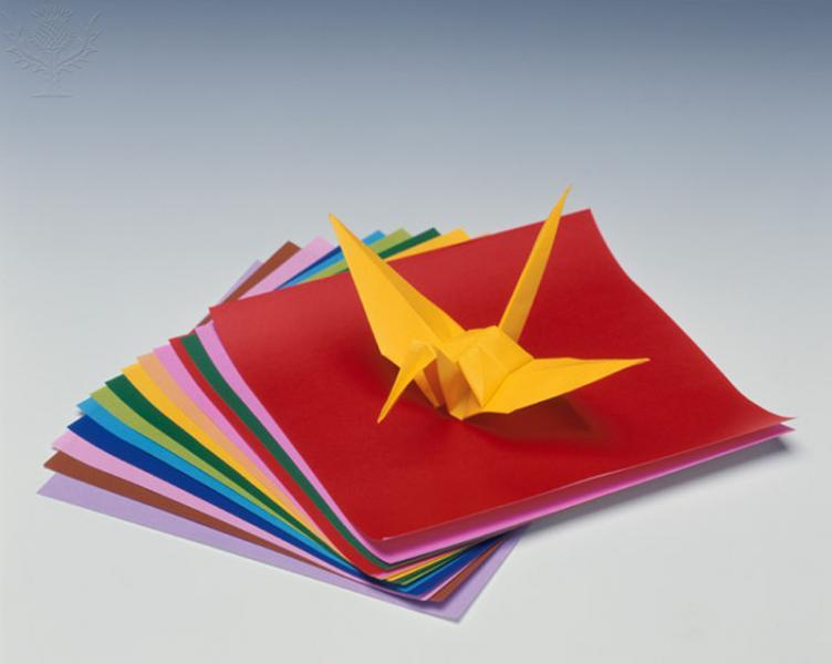 اوریگامی از جذابیت های ریاضی